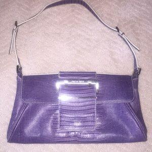 Charles David Purple handbag